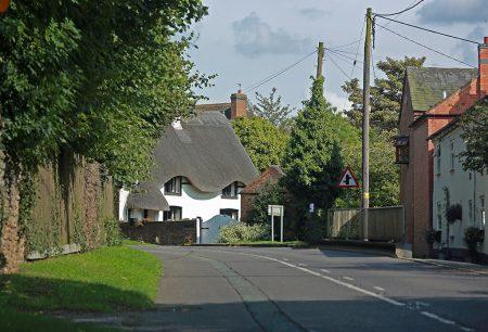 Crick High Street