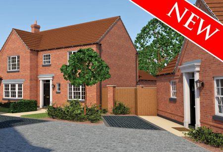 New Housing development Sharnford