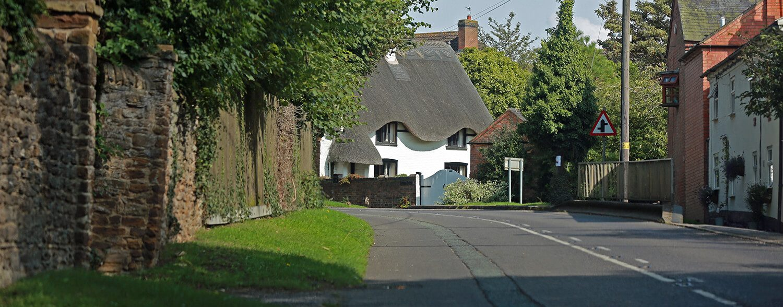 Crick High Street Northamptonshire