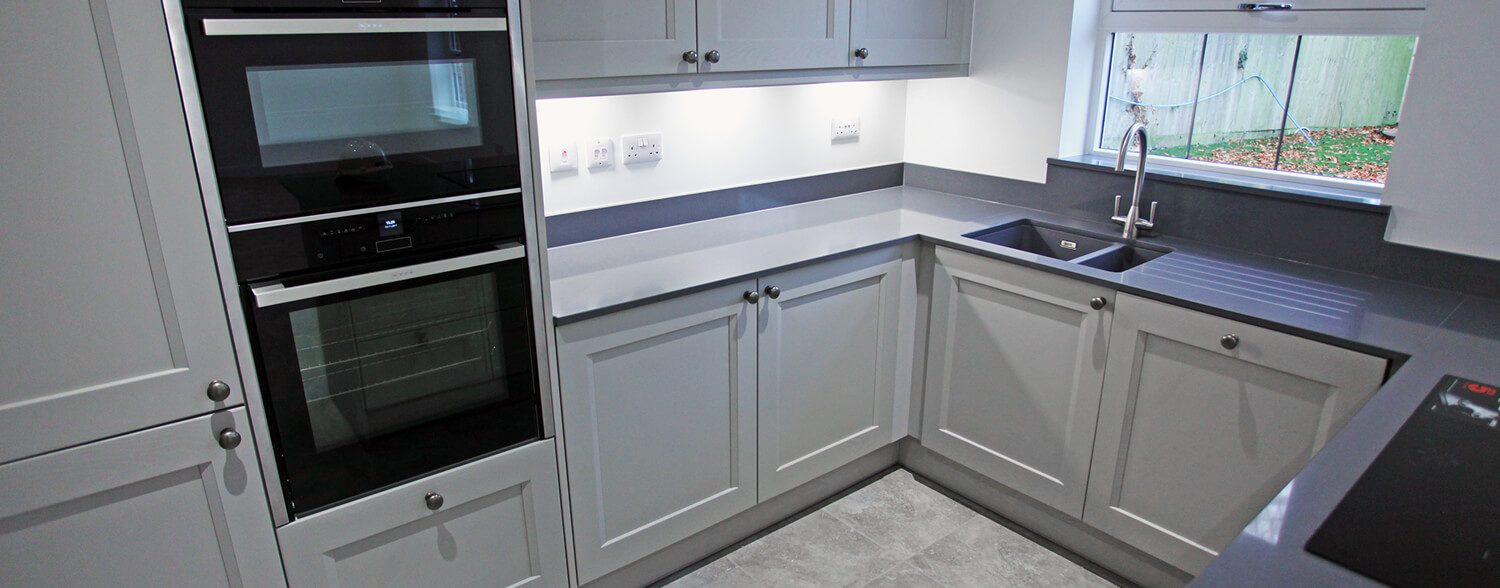 Fitted kitchen Crick