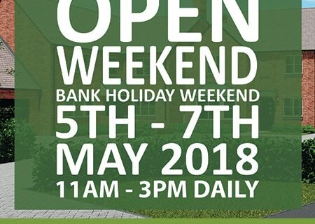 Open weekend May 2018