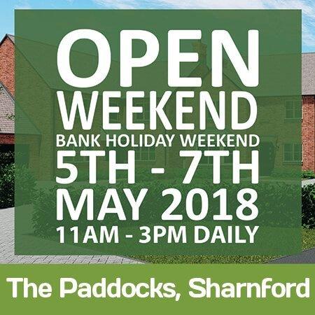 Open weekend May 2018