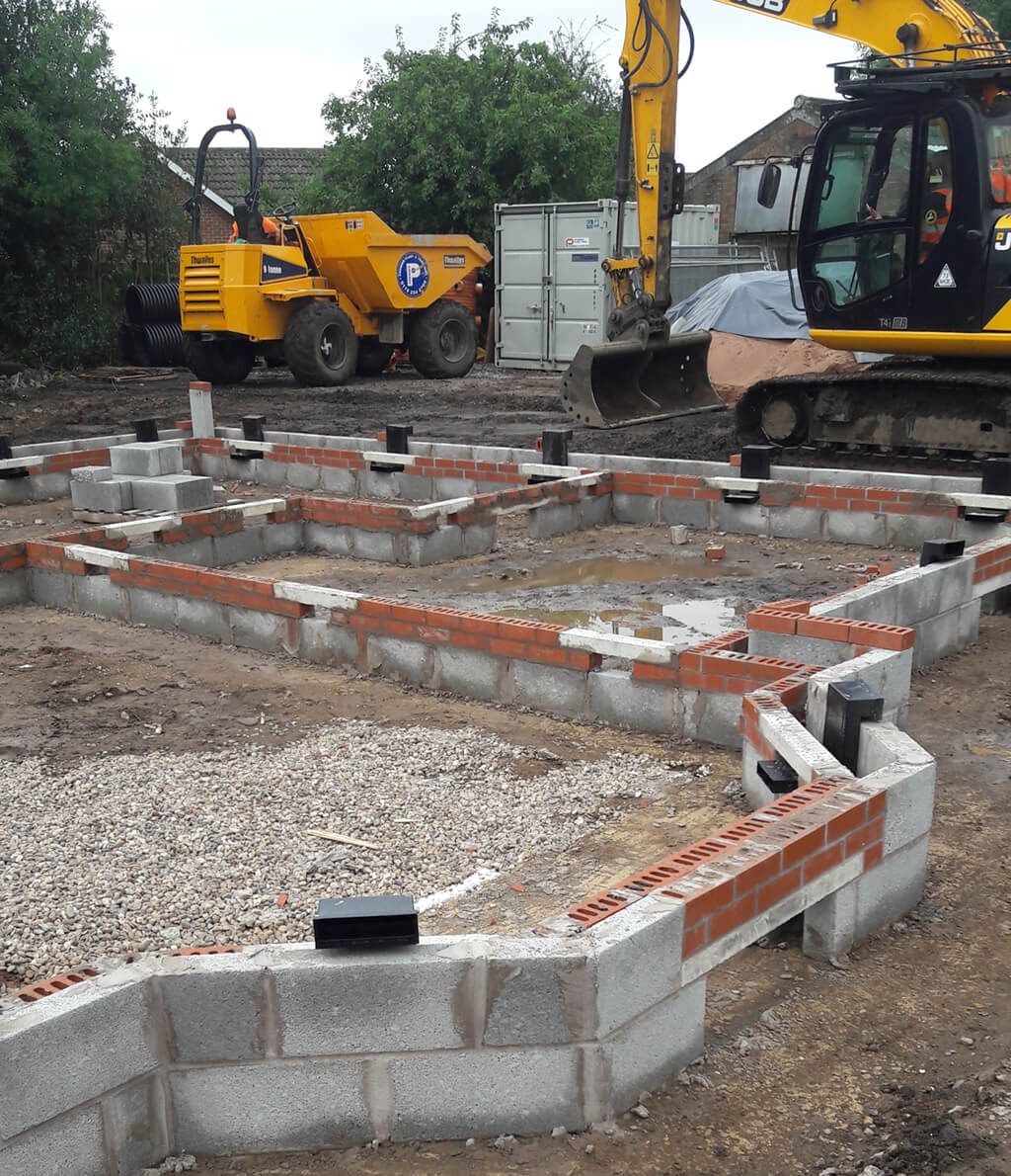 Work starts at Sharnford