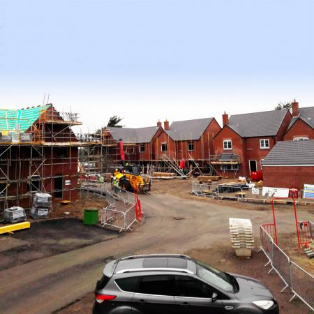 Sharnford sitebuild