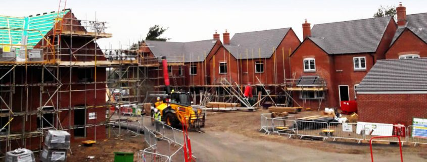 Sharnford sitebuild